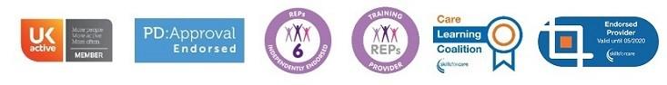 CBE logo range 733