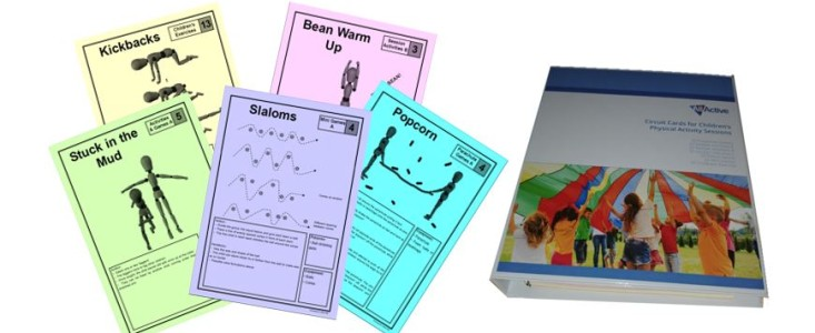 Pic of sample circuit cards & folder