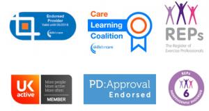 CBE endorsement logos