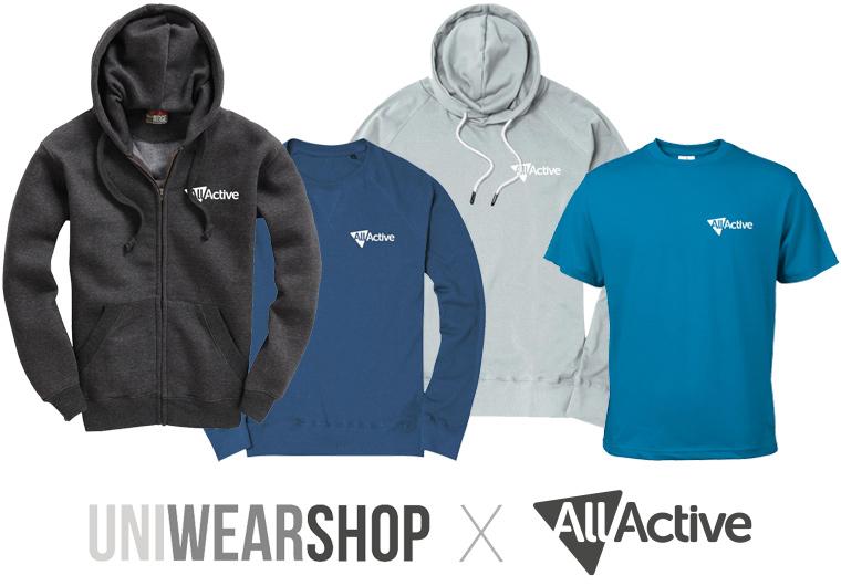 AllActive Merchandise